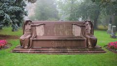 024crpshsat (citatus) Tags: cutten memorial mount pleasant cemetery toronto canada fall afternoon 2016 pentax k3 ii monument