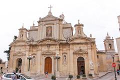 Parish Church of St Paul (RunningRalph) Tags: church kerk malta rabat irrabat