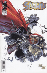 Spawn 29 (micky the pixel) Tags: comics comic horror heft imagecomics infinityverlag toddmcfarlane gregcapulla spawn