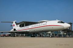 Air Koryo Tu-154 Careless (Sam Wise) Tags: wonsan air festival 2016 dprk north korea democratic republic peoples airplanes aeroplane tupolev tu154 careless airliner