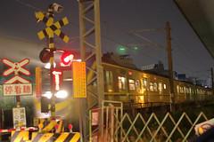 IMG_0085  (vicjuan) Tags: 20161015 taiwan   taichung fongyuan  railway geotagged geo:lat=24245978 geo:lon=120717405  train