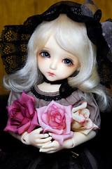 Llisa_004ili Marlene_lisa_01 (Dotories) Tags: mudoll yosd bjd asianballjointeddoll glib halloween