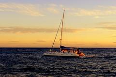 Catamarn (camus agp) Tags: mediterraneo barco catamaran puestadesol espaa marbella