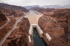 Hoover Dam (Scriptunas Images) Tags: hooverdam dam nevada arizona coloradoriver