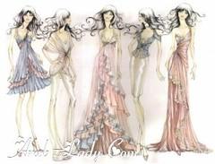 فن رسم وتصميم الأزياء (Arab.Lady) Tags: فن رسم وتصميم الأزياء