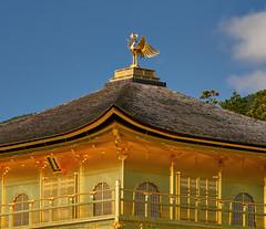 The Cupola of the Ultimate (Tim Ravenscroft) Tags: golden temple pavilion kinkakuji phoenix japan zen buddhism architecture