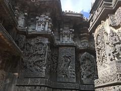 Temple walls3 (kaushal.pics) Tags: helbedu hoysala