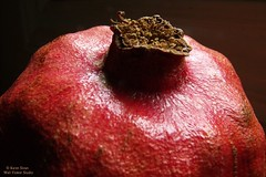 Pomegranate (Karen @ Wall Flower Studio) Tags: wallflowerstudio fruit tea red taste autumn seeds culinary cuisine eat
