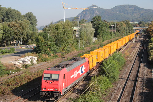 HGK electric loco 2062/185 604-6 Bad Honnef