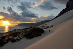 Morning in Arher (indomitablemachine) Tags: arher beach dunes socotra sunrise yemen hadhramautgovernorate ye