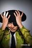 30/52 Autorretrato con montera (Ivett Aranda Fotografía) Tags: selfportrait bullfighter montera torero pirate pirata green autorretrato