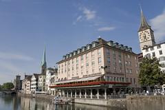 Limmat (CAUT) Tags: zrich zurich schweiz suiza switzerland julio july 2016 caut nikon d610 nikond610 suizo helvetia