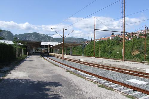 Mostar railway station, 26.05.2012.