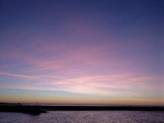 Purple sky (S.w.C.photography!) Tags: sunset sunsetlovers sun purple clouds thehague scheveningen thenetherlands twilight swcphotography flickr nature sea seashore