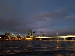 Perth Skyline with the Narrows Bridge (justin_yau7595) Tags: perth skyline captain cook swan river narrows bridge