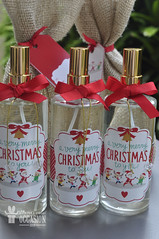 HOME SPRAY MODELO CONICO - CORPORATIVO (Gifts for a Special Occasion) Tags: lembrancinha presentepersonalizado giftsforaspecialoccasion homespray aroma xmas xmascollection presentedenatal