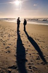 Waiting (Poul_Werner) Tags: danmark denmark familie klegod beach dune family hav klit ocean sea shadow skygge sollys strand sunlight hvidesande centraldenmarkregion dk