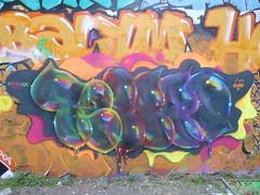 Tempo aux Frigos (novembre 2016) (Archi & Philou) Tags: paris13 tempo frigos streetart murpeint paintedwall graffiti lettrage calligraphie