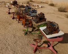 Typewriter (NeoRevolut1on) Tags: pioneertown california town city church wildwildwest typewriters oldtime oldtown