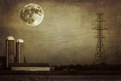 Super Moon 2016 (RubyD.11) Tags: supermoon moon night fall autumn londonontario nikond7100 nature sky