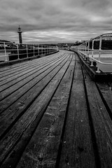 Whitby Pier planks (phildigs89) Tags: nikon d7200 sigma 18250 whitbypier texture curves