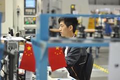 WSC2015_Skill07_AM_5525 (WorldSkills) Tags: china sopaulo wsc competitor worldskills cncmilling wsc2015 skill07 zhikunzhang