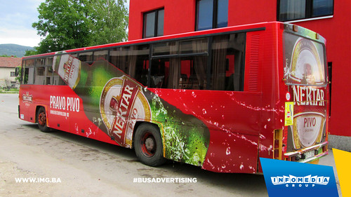 Info Media Group - Nektar pivo, BUS Outdoor Advertising, Banja Luka, Doboj 07-2015 (6)