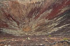 Caldern Hondo krater, Fuerteventura 2015 (wally nelemans) Tags: fuerteventura crater canaryislands islascanarias volcan vulkaan krater 2015 canarischeeilanden caldernhondo