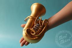 tuba gomaeva (moni.moloni) Tags: banda pareja musica tuba traje regional zamora foamy danzas coros folclore fofucho gomaeva fofucha fofuchos fofuchas