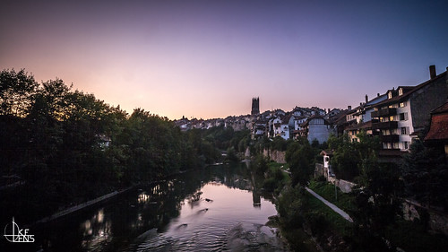 Fribourg Oldtown