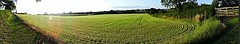 Panoramic of battlefield and monument (eucharisto deo) Tags: war king oliver parliament charles battle panoramic civil cavalier cromwell roundhead naseby 1645 royalist i