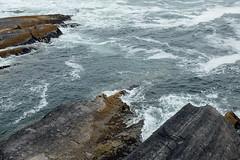 ~ (Magda Komorowska) Tags: sea detail beach nature daniel ringofkerry ligthouse caherdaniel oconnel
