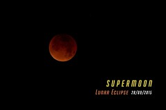 The Super Lunar Eclipse (Andy G 450D) Tags: ireland sky night eclipse fullmoon lunar donegal lunareclipse bloodmoon supermoon 28092015