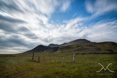 Iceland (Mike Ver Sprill - Milky Way Mike) Tags: longexposure summer mountain beautiful grass clouds landscape iceland hill le blueskies mv nikond800 michaelversprill mikeversprill