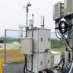 「環境センサーネットワーク」による環境情報の提供の写真