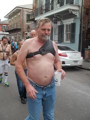 101_0636 (stev10atl2010) Tags: bear leather no neworleans leder decadence baer 2015 southerndecadence freeballing