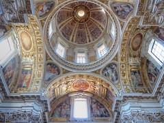 Basilica of Santa Maria Maggiore (GillWilson) Tags: italy rome basilicaofsantamariamaggiore celebrityreflection