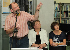 2015_Sep_(62) (Cavan County Council's Library Service) Tags: night live library arts culture drawings folklore sally launch cavan ucd runaways 2015 odowd mad4trad christir maccrthaigh