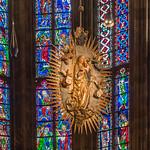 Innere des Aachener Dom - Aachen - Nordrhein-Westfalen - Deutschland thumbnail