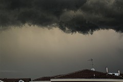 Storm (andreabosio243) Tags: roof sky cloud house storm rain grey tetto pioggia temporale