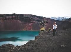 Iceland_Highlands-to-Landmannalaugar-3 (hotcommodity) Tags: volcano iceland craterlake volcaniclake icelandexcursions