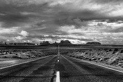 Road to Monument Valley (keithleblanc323) Tags: utah sandstone openroad buttes monumentvalleyutah roadto oljatomonumentvalley
