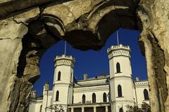 Sharovka Castle, Kharkiv, Ukraine (Ekaterina Polischuk) Tags: castle castles ukraine palaces kharkiv manorhouses sharovka