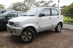 Daihatsu Terios J100 SX (jeremyg3030) Tags: cars suv daihatsu sx terios j100