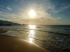 La plage du Rocher Noir (Naim H) Tags: lumix playa panasonic plage algérie jijel tz7