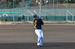 DSC_2620 (yuzuko_ko) Tags: オリックス・バファローズ 中島裕之 2015オリ宮崎キャンプ 20150215オリ宮崎キャンプ