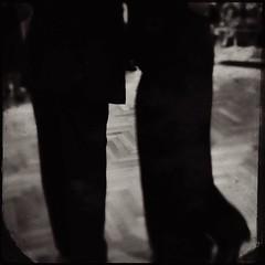 Aging Tango (karen axelrad (karenaxe)) Tags: berlin germany dancers tango photogeneapp hipstamatic