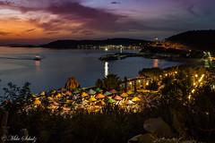 zdere (shooter1023) Tags: longexposure night landscape coast trkei bluehour landschaft kste blauestunde zdere langzeitbelichtunge