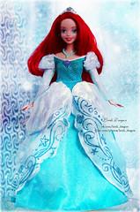 Ariel mattel 03 (Lindi Dragon) Tags: ariel doll disney mermaid mattel disneyprincess