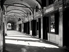 Venice (Lazenby43) Tags: venice bw architecture